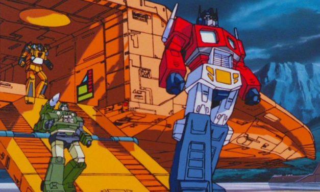 Transformers: The Movie – wspomnienia fana