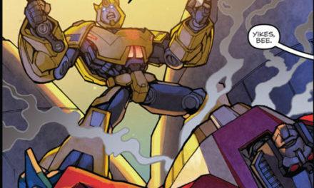 Bumblebee – sylwetka postaci