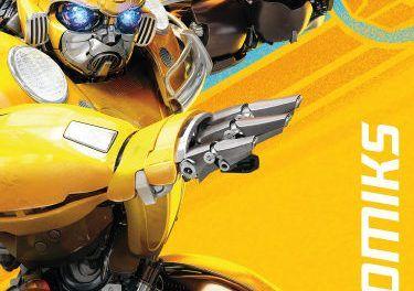 Transformers Bumblebee: Pozdrowienia z Cybertronu – recenzja