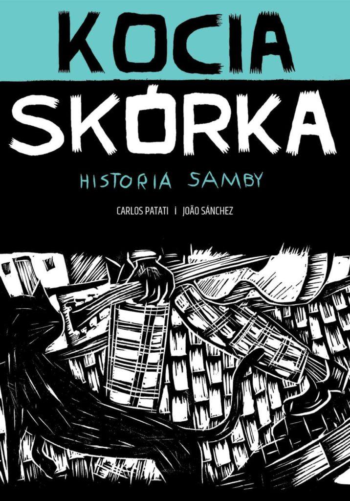Kocia skórka - cover