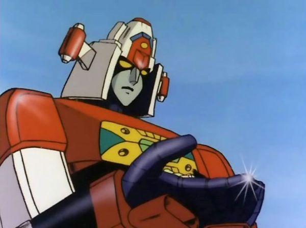 Wielkie roboty - General Daimos