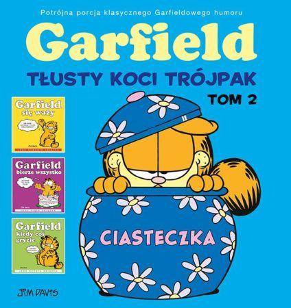 Garfield. Tłusty koci trójpak. Tom 2