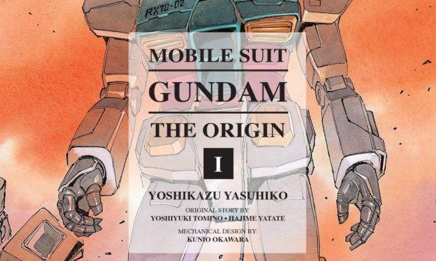 Gundam: Origin – recenzja