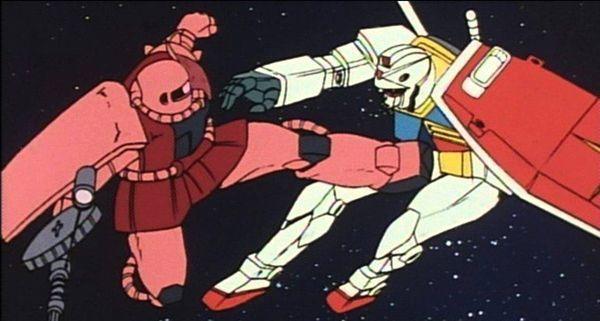 Wielkie roboty - Mobile Suit Gundam