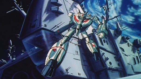 Wielkie roboty - Super Dimension Fortress Macross