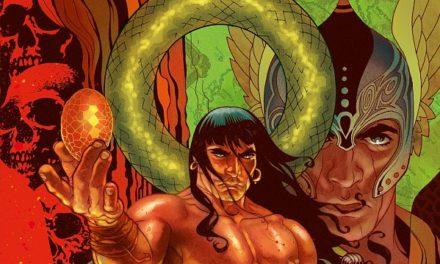 Conan. Miasto Złodziei – tom 2 – recenzja