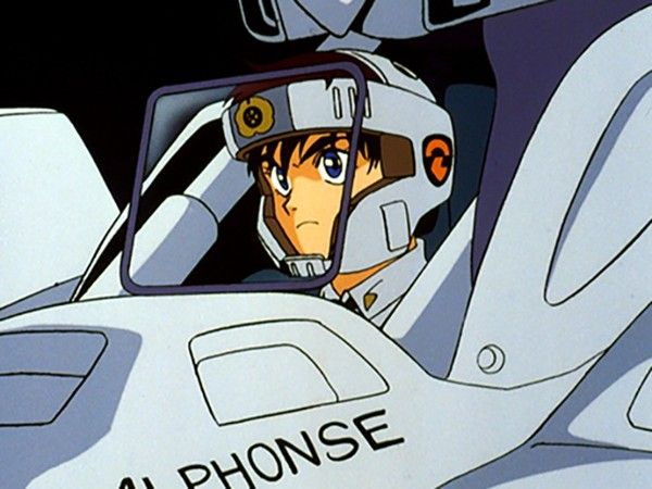 Wielkie roboty - Patlabor: The Mobile Police