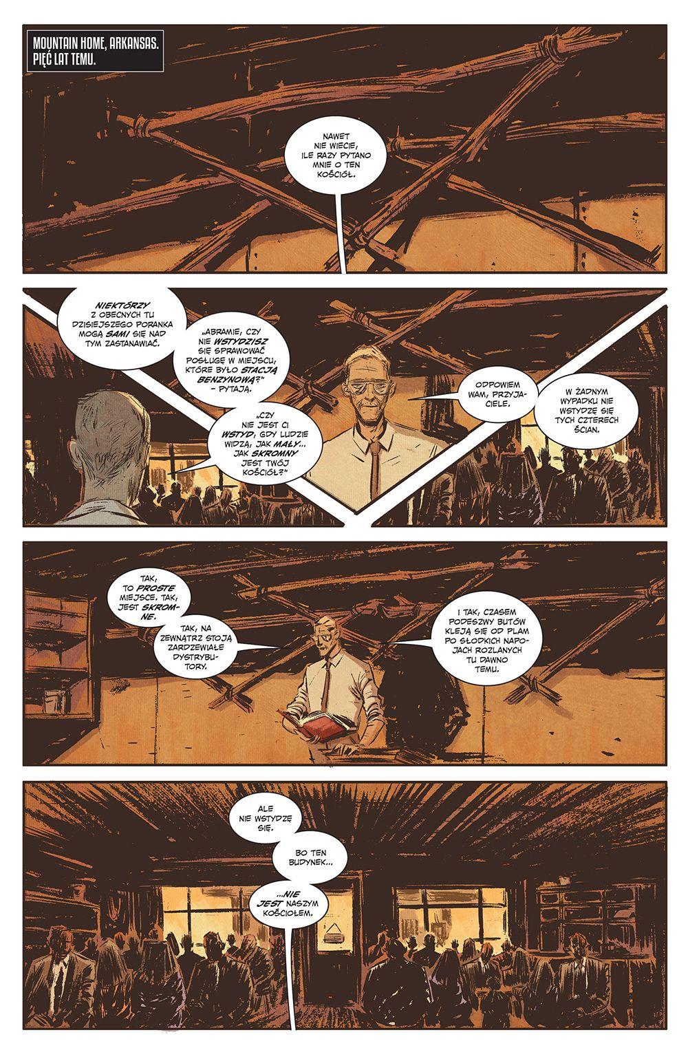 Pusty człowiek - strona 1