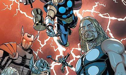 Tajne Wojny. Thorowie – recenzja