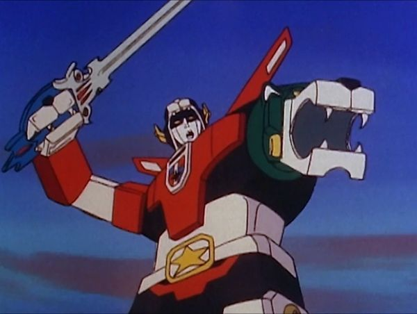 Wielkie roboty - Voltron: Defender of the Universe