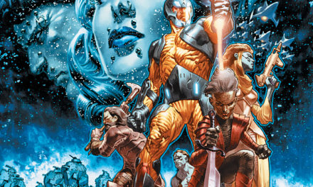 X-O Manowar – tom 1 – Żołnierz – recenzja