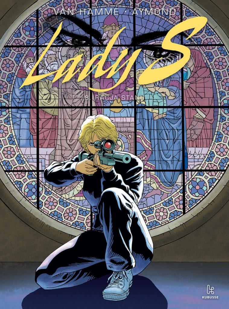 Lady S. - tom 8 - okładka