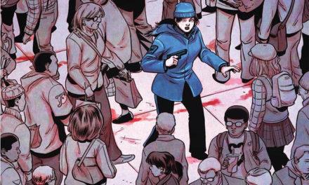 Nowości komiksowe Non Stop Comics – styczeń 2019