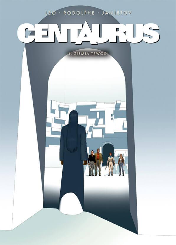 Centaurus 4 - rys. Zoran Janjetov