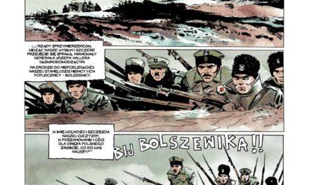 """""""Pochód zimowy 1918-1920"""" – dyskusja o komiksie IPN"""