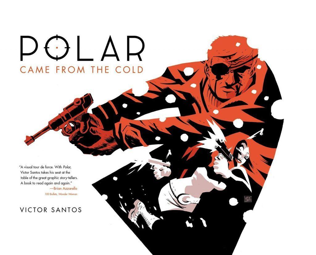 Polar - rys. Victor Santos