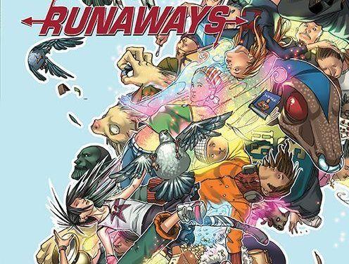 Runaways. Tom 2 – recenzja