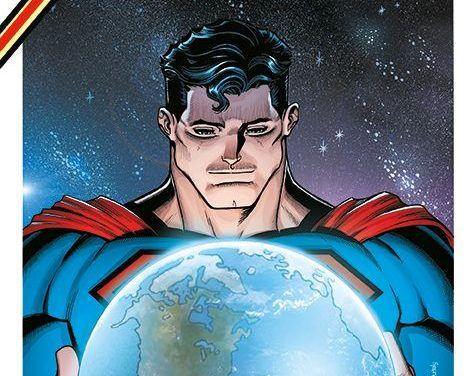 Superman: Action Comics – Efekt Oza – recenzja