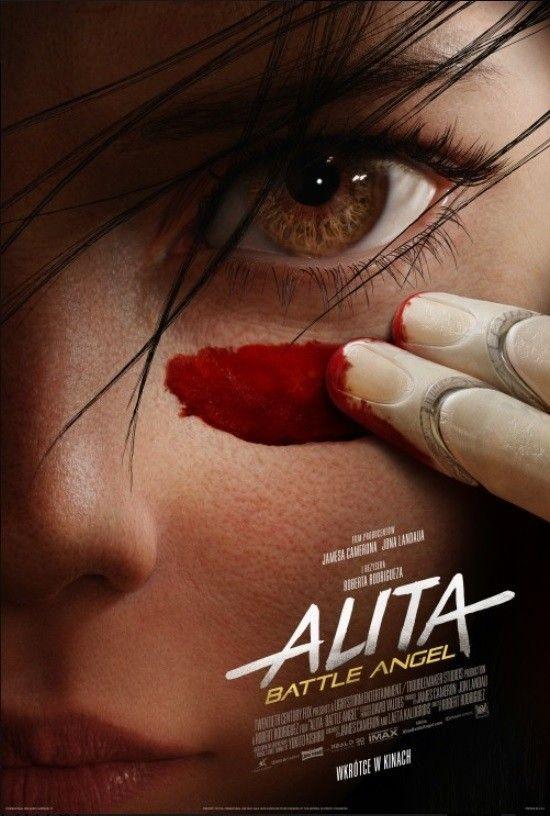 Plakat filmu Alita