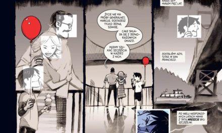 Nowości komiksowe Non Stop Comics – luty 2019