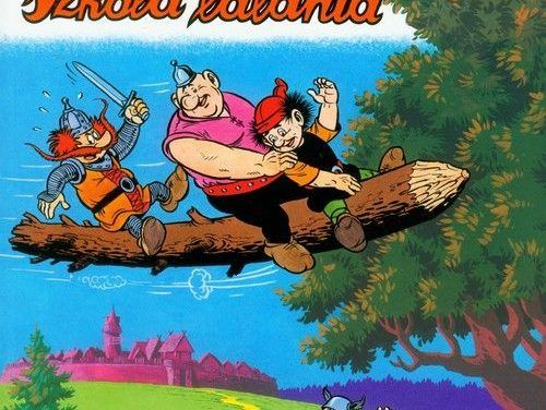 Kajko i Kokosz – Szkoła latania. Podróż bohatera, fujarka Łamignata i słowiańskie bóstwa