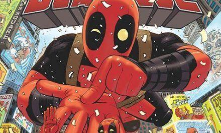 Deadpool: Nuworysz z nawijką – recenzja