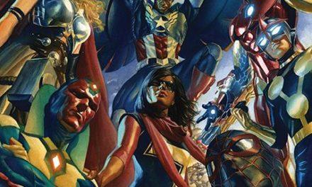 Avengers. Siedmiu wspaniałych – tom 1 – recenzja