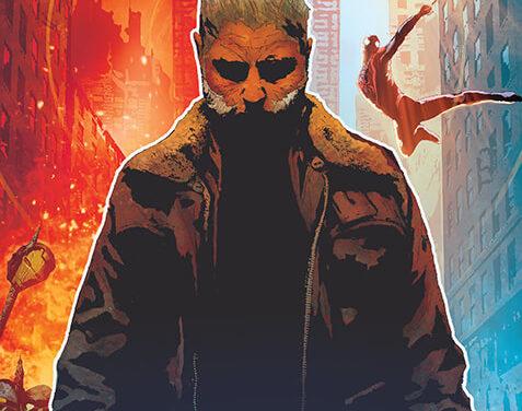 Staruszek Logan. Berserk – tom 2 – recenzja