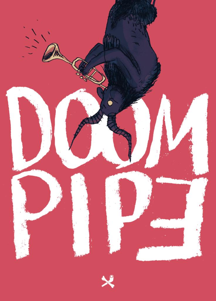 Doom Pipe - okładka 1 zeszytu