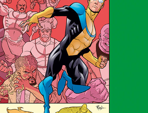 INVINCIBLE – TOM 3 – RECENZJA