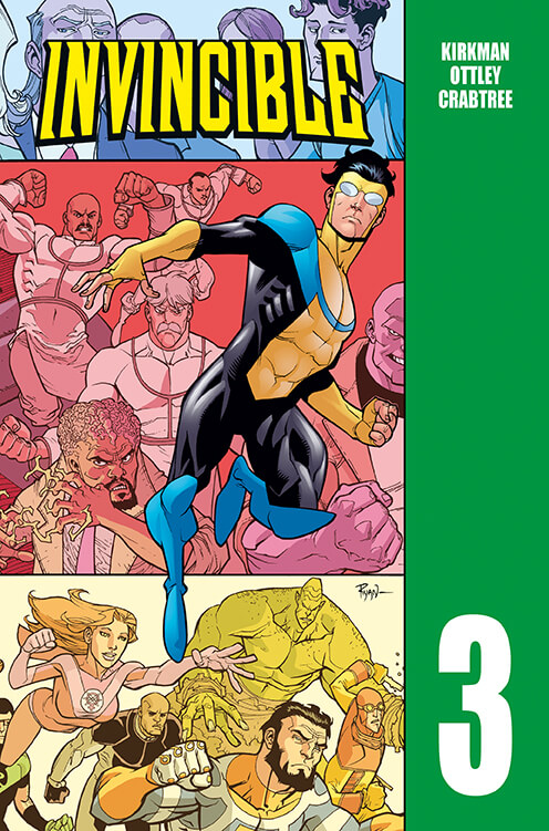 Invincible, tom 3
