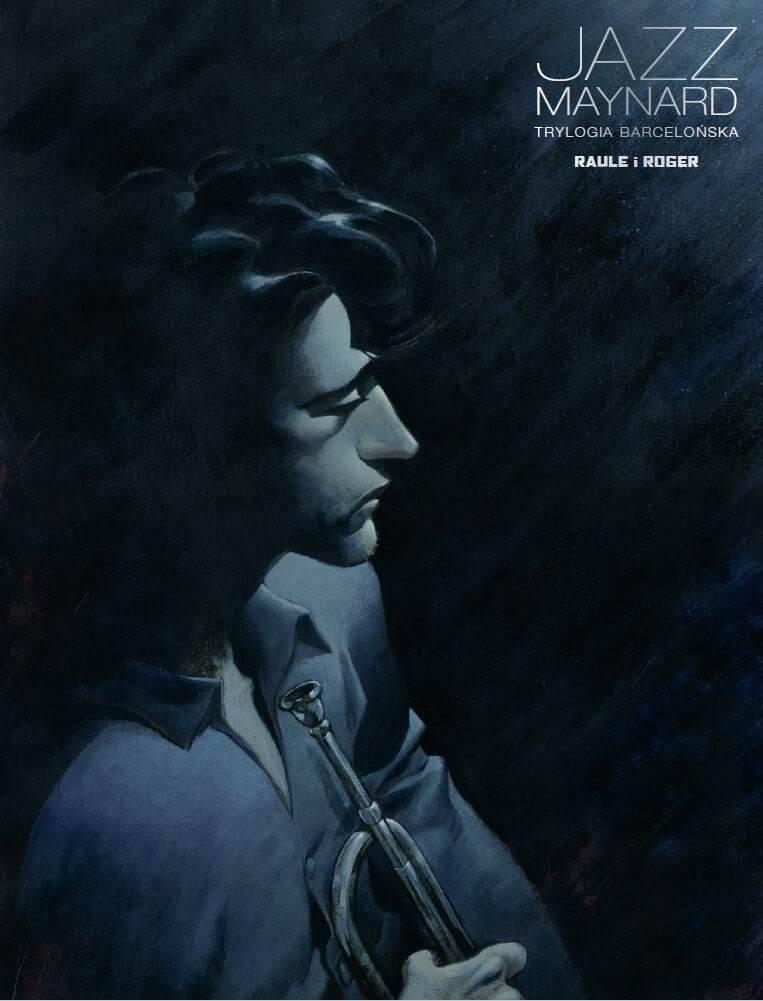 Jazz Maynard tom 1 - okładka