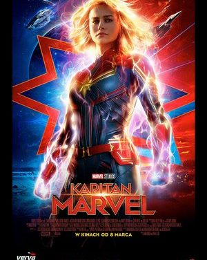 "Premiera ""Kapitan Marvel"" w Cinema City IMAX® i 4DX®!"