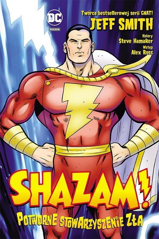 DC Deluxe. Shazam!