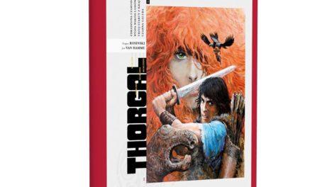 Ekskluzywne wydanie Thorgala od Planety Komiksów