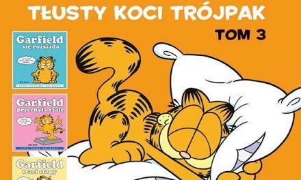 Garfield. Tłusty koci trójpak. Tom 3 – recenzja