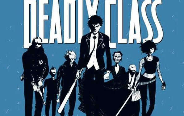 Deadly Class – Tom 1 – recenzja