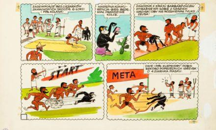 Wystawa i Aukcja: Komiks i Ilustracja