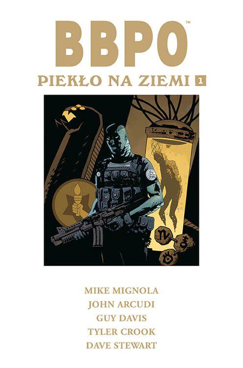 BBPO - Piekło na Ziemi, tom 1 (tom 6)
