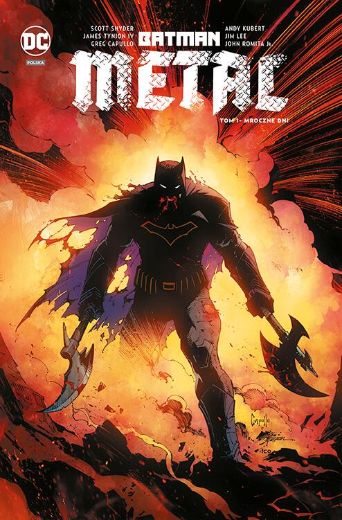 Batman Metal. Mroczne dni, tom 1