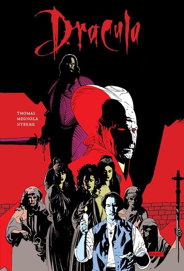 Dracula - Okładka