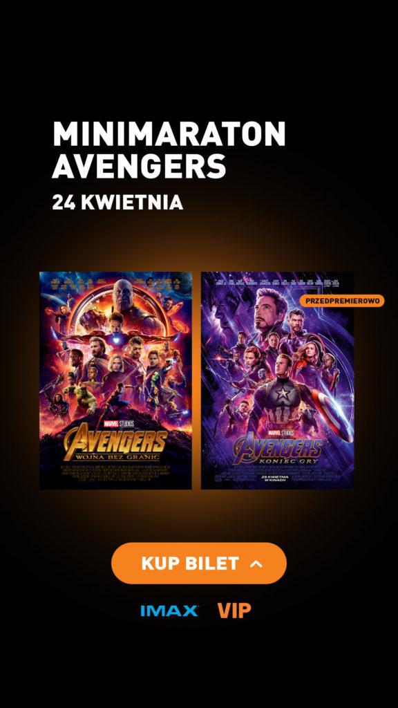 Minimaraton Avengers