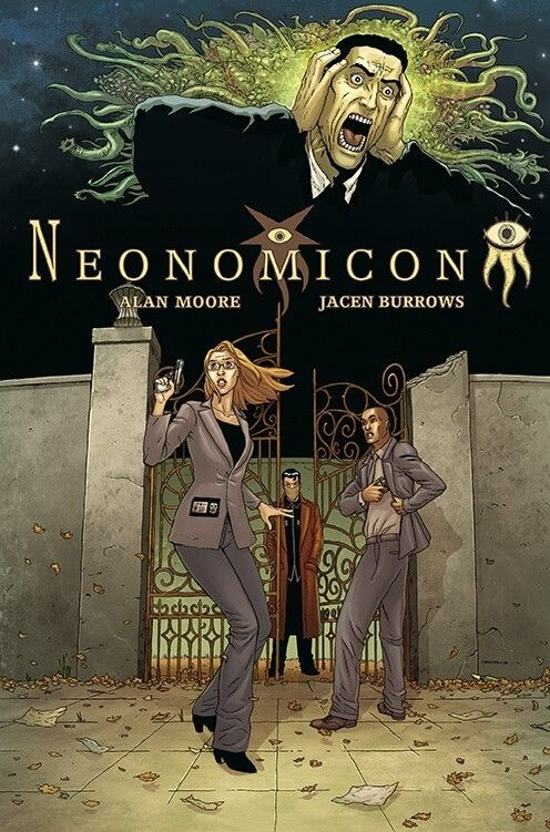 Mistrzowie Komiksu. Neonomicon
