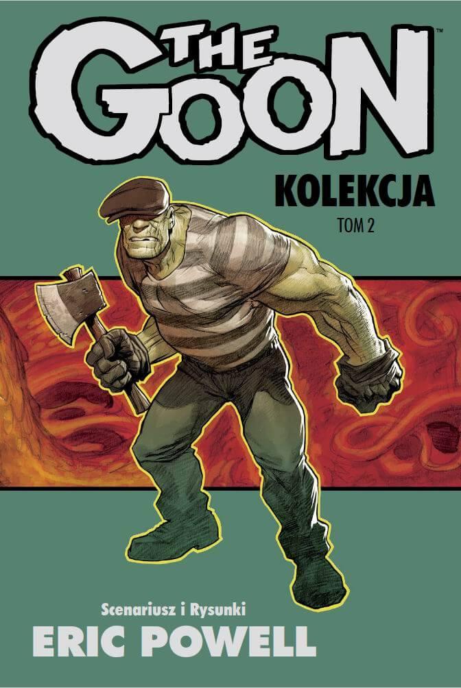 The Goon Kolekcja tom 2 - okładka