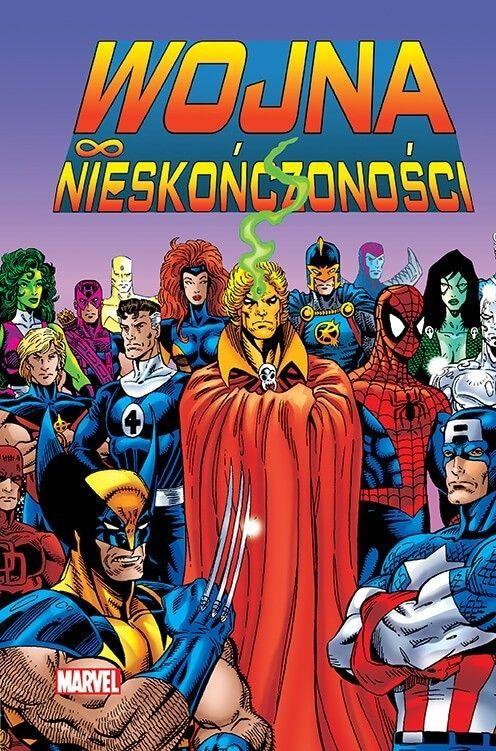 Marvel Classic. Wojna nieskończoności