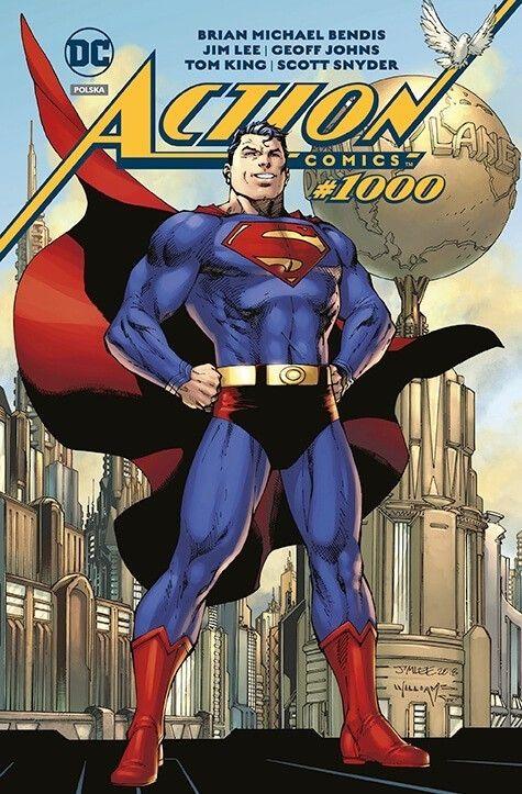 DC Odrodzenie. Superman Action Comics #1000