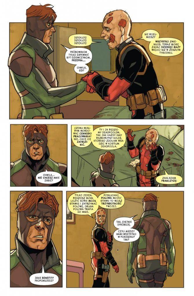 Deadpool 2 - Plansza przykładowa