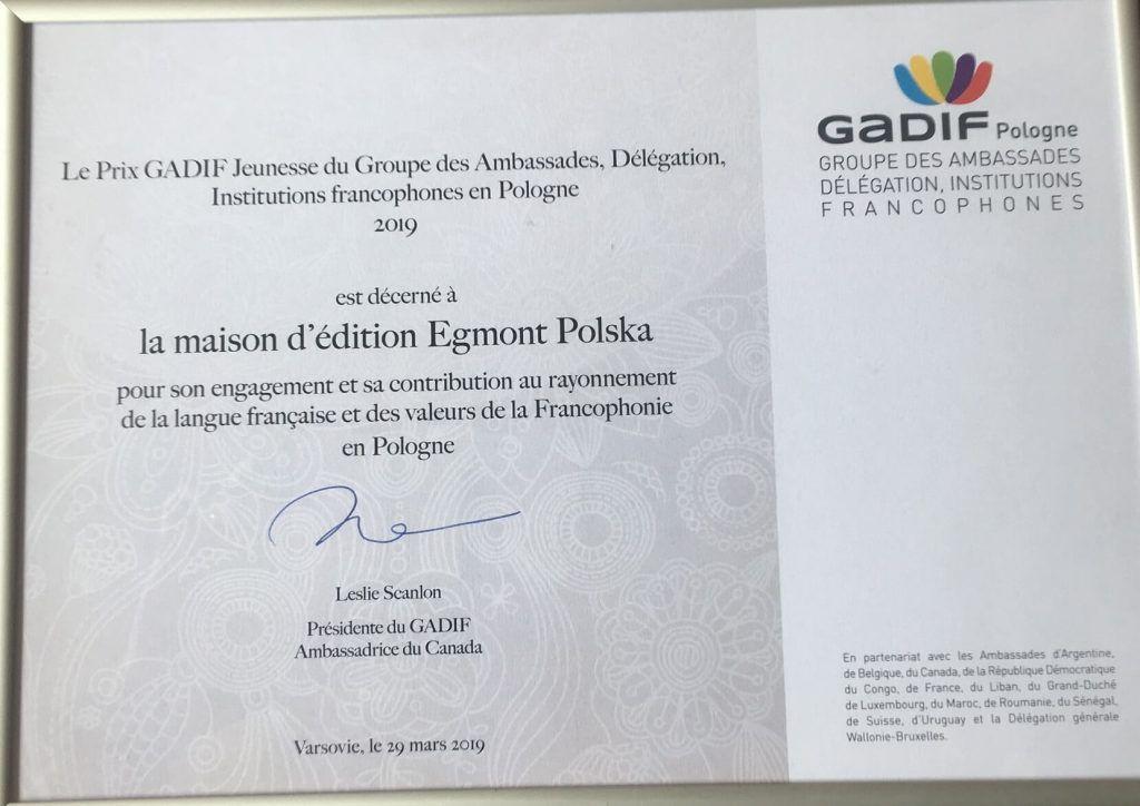 Nagroda GADIF