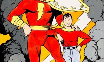 Shazam vs Kapitan Marvel