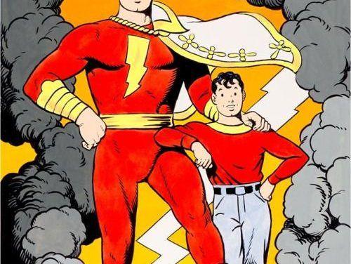 Shazam vs Kapitan Marvel